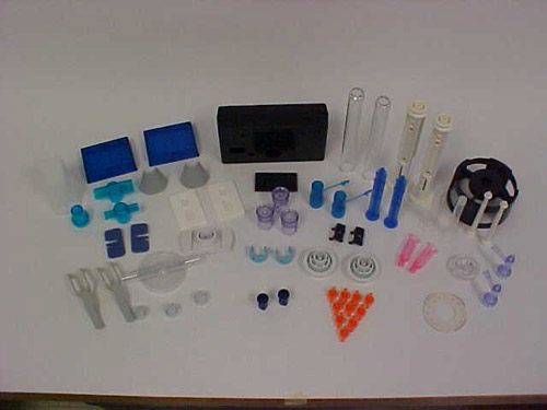 Custom Injection Molding, Plastic Mold Making Services